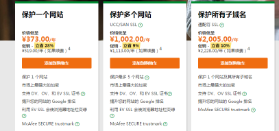 GoDaddy SSL证书值得购买吗?