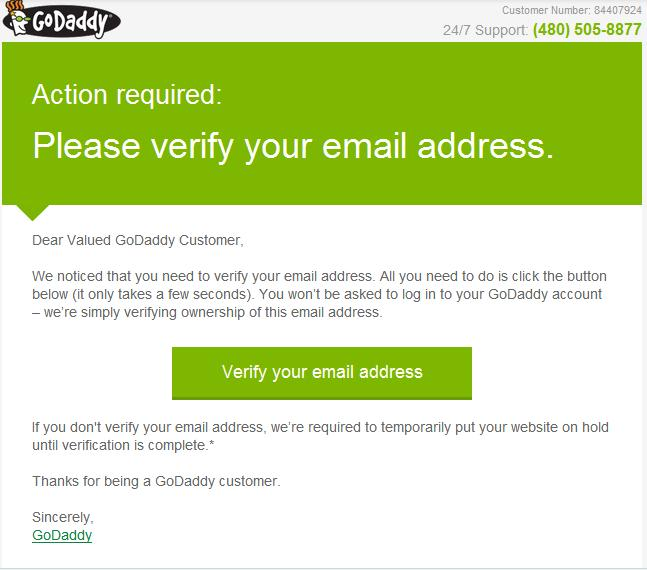 "点击上面绿色按钮""Verify your email address""验证自己的邮箱"