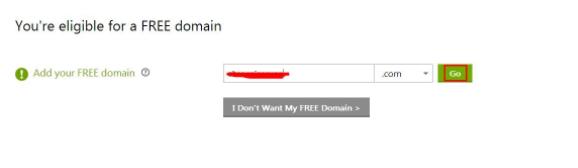 免费赠送域名